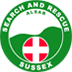 Search and Rescue Sussex logo