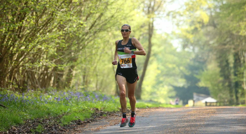 Angmering Bluebell Trail Run