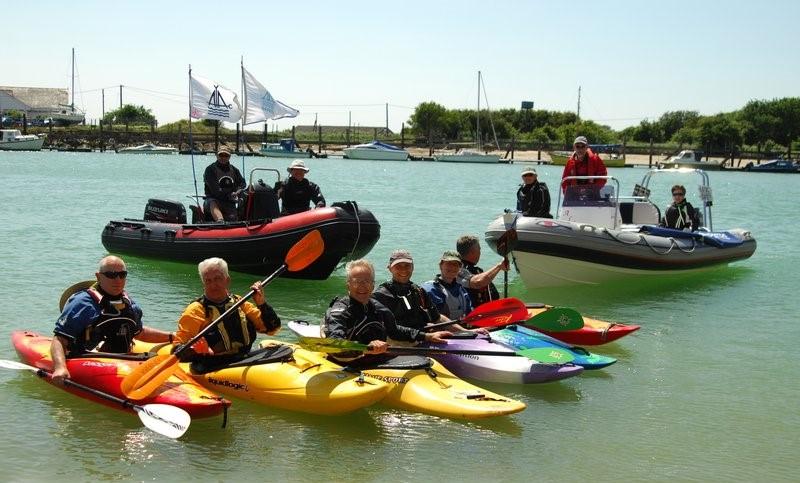 Volunteering Water Safety Team