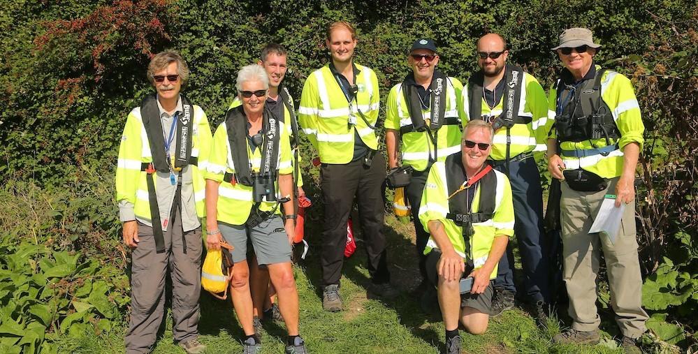 Volunteering Sussex Search & Rescue Team