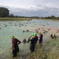 River Adur Swim Start 2019